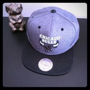 Mitchell & Ness Chicago Bull SnapBack